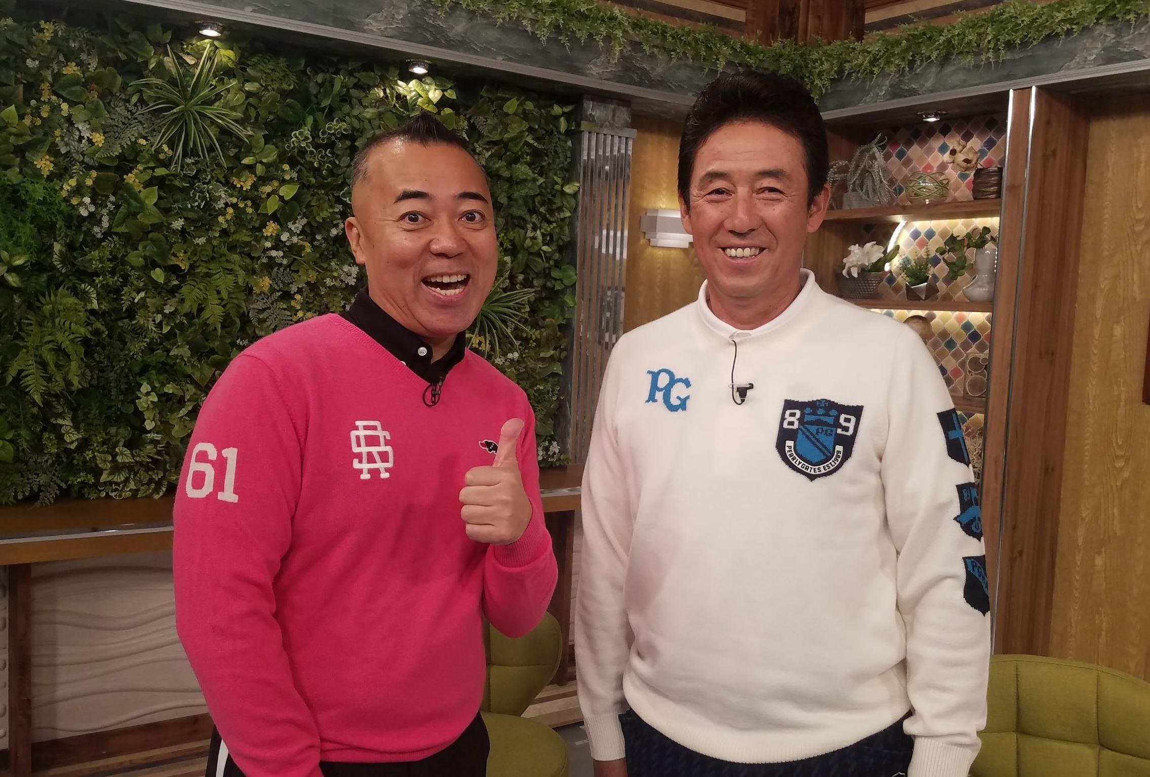 戦略のゴルフ芹澤プロ