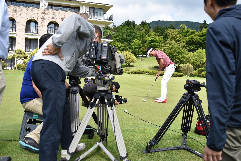 シニアゴルフ塾
